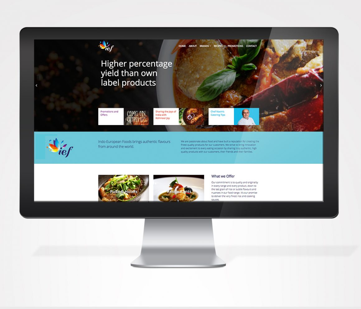 IEF – Alimentos Indo Europeus