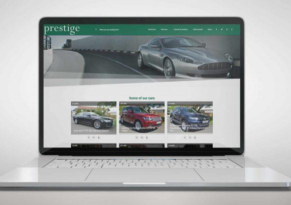Revendedora de Carros Prestige